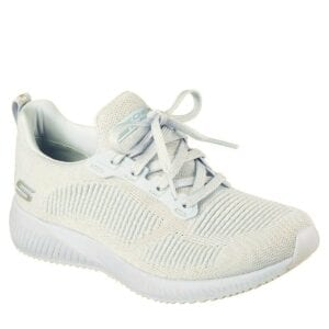 Scarpa Skechers donna Photo Frame bianco