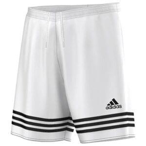 Short Adidas Entrada bianco-nero