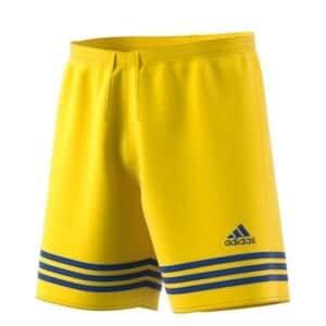 Short Adidas Entrada giallo-azzurro