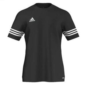 T-Shirt Adidas Entrada nero-bianco