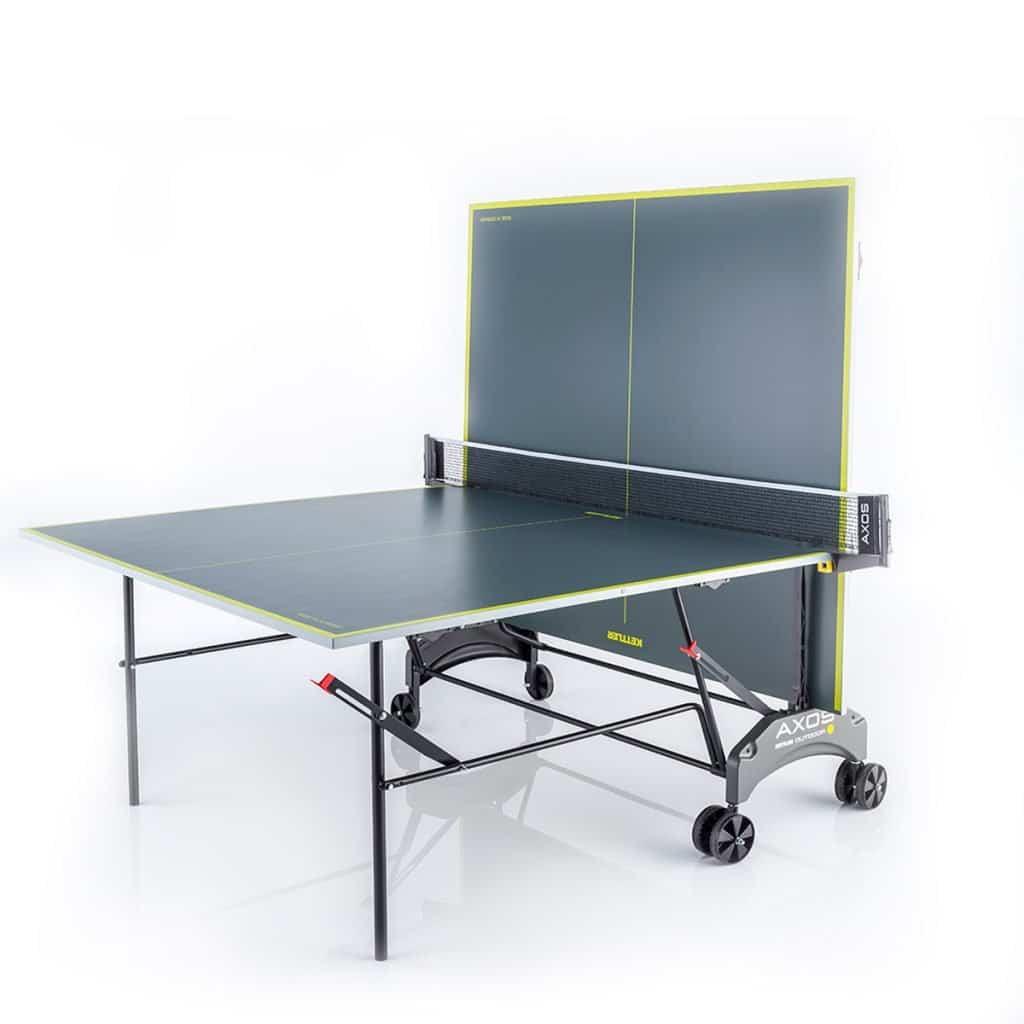 Tavolo ping pong kettler axos outdoor 1 ares sport - Dimensioni tavolo ping pong ...