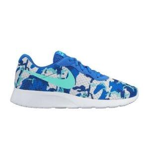 Scarpa Nike Tanjun Print Donna 820201-430
