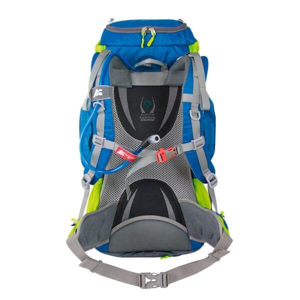 zaino NEVADA 40 trekking compatibile sistemi idratazione