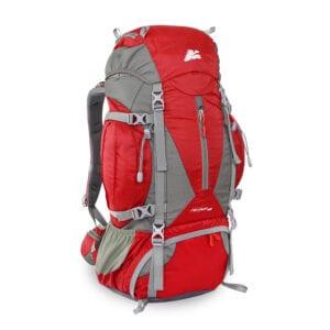 Zaino Trekking Marsupio Nevada 40L rosso